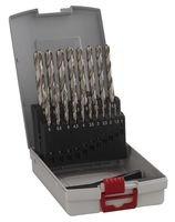 Bosch Professional 19tlg. Metallbohrer-Set HSS-G geschliffen ProBox