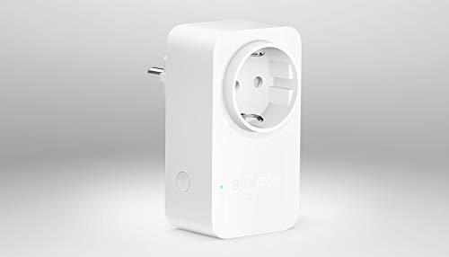 Amazon Smart Plug (WLAN-Steckdose), funktioniert mit Alexa, Gerät'Zertifiziert für Menschen'