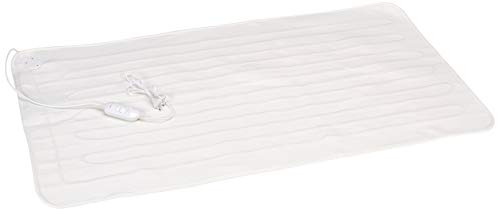 Medisana HUB lämmitetty alakehys, 150 x 80 cm, sängylämmitin ylikuumenemissuojalla, 2 lämpötilatasoa, pestävä, patjanlämmitys kaikille tavallisille patjoille ...