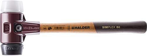 SIMPLEX-Schonhämmer, mit Stahlgussgehäuse und hochwertigen Holzstiel   Ø=60 mm   3027.060