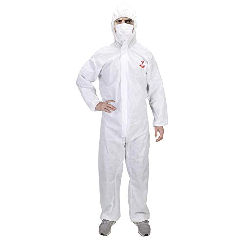 Bespire Multi protective suit against chemicals, dust, nuclear particles - antistatic protective overalls