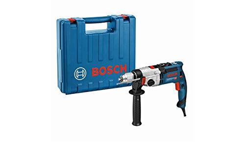 Bosch Professional Schlagbohrmaschine GSB 21-2 RCT (Bohr-Ø in Beton: 13 - 22 mm, 1300 Watt, Schnellspannbohrfutter: 13 mm, Tiefenanschlag: 210 mm, Zusatzhandgriff,...