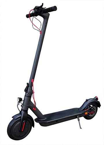 E-Scooter (ABE) mit Straßenzulassung (eKFV),20 km/h, 350 Watt, 7,8 Ah Lithium-Akku, Elektro Cityroller, E-Tretroller, E-Roller, Elektro Tretroller Elektroroller,...
