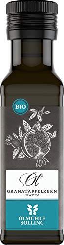 Ölmühle Solling pomegranate seed oil / pomegranate oil - native - 100ml - BIO