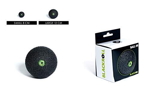 BLACKROLL BALL 08 cm Faszien-Ball. Selbst-Massage und Faszien-Training