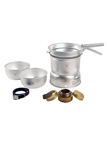 Trangia Ultra leichtes Kochgeschirr 27–1, grau, Ultra Light
