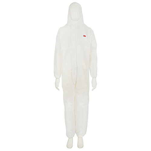 3M 4515 protective suit, type 5/6, size 4XL, white
