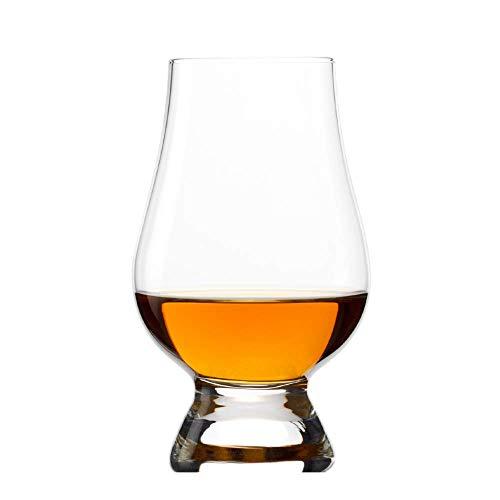 Stölzle Lausitz The Glencairn Glas I 190 ml I 2er Set Whiskygläser I Whisky Glas I edles Kristallglas I spülmaschinentauglich I Tumbler I ausgezeichnete Qualität