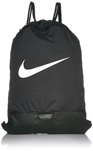Nike Unisex Nk Brsla Gmsk - 9.0 (23l) Sports Bag, black/Black/(white), Einheitsgröße