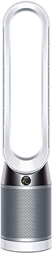 Dyson Pure Cool tower air purifier (with 2 HEPA filters and 2 activated carbon filter, incl. Remote control and app control, fan and air purifier with odor control)