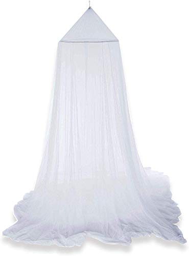 Ultranatura mosquito net Luna, XXL mosquito net incl. Assembly material, headliner, mosquito repellent, mosquito repellent, insect repellent also when traveling, insect net ...