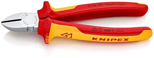 KNIPEX Seitenschneider (180 mm) 70 06 180