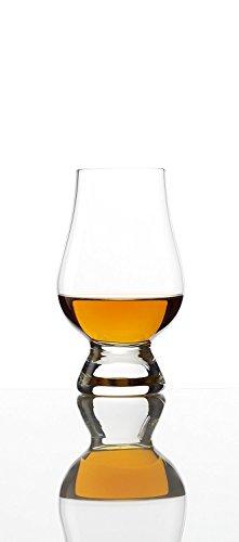 Stölzle Lausitz Whisky Glencairn Glas 190ml, 2er Set Whiskygläser, spülmaschinentauglicher Tumbler, hochwertige Qualität