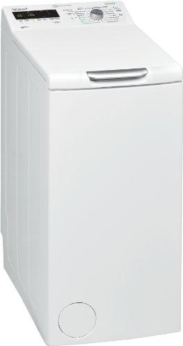 Bauknecht WMT EcoStar 6Z BW Waschmaschine Toplader / A+++ / 1200 UpM / 6 kg / EcoMonitor / ZenTechnologie / E8 display / Vollwasserschutz / weiß