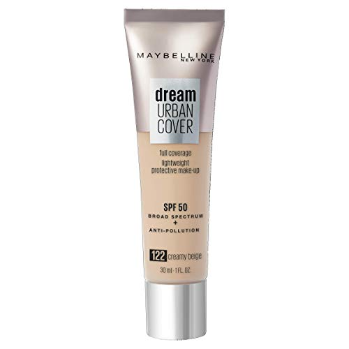 Maybelline New York Dream Urban Cover 122 Creamy Beige 1er Pack(1 x 30 milliliters)