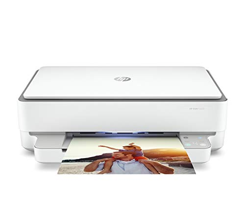 HP ENVY 6020 Multifunktionsdrucker (Instant Ink, Drucker, Scanner, Kopierer, WLAN, Airprint) inklusive 3 Monate Instant Ink