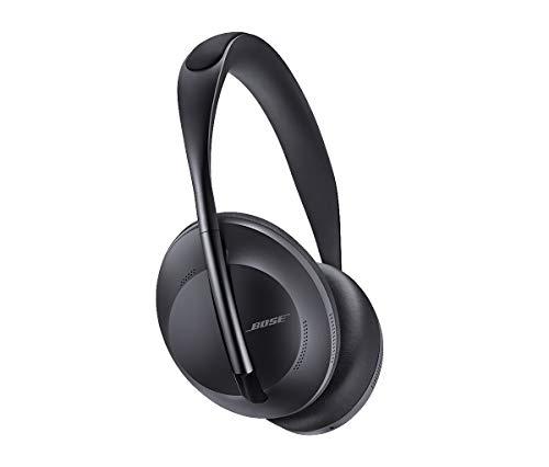 Bose Noise Cancelling Headphones 700 – kabellose Bluetooth-Kopfhörer im Over-Ear-Design mit integriertem Mikrofon für klar verständliche Telefonate und...