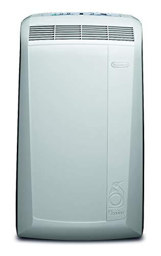 De'Longhi Pinguino PAC N82 Eco Silent - mobiles Klimagerät mit Abluftschlauch, leise Klimaanlage für Räume bis 80 m³, Luftentfeuchter, Ventilationsfunktion,...