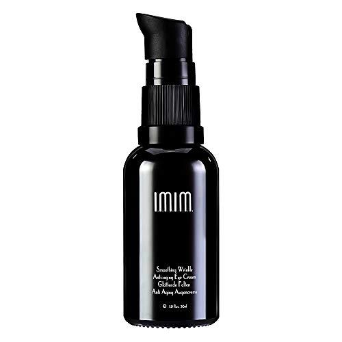 IMIM Anti Aging Augencreme für Augenringe Schwellungen Augenbeutel Entfernung 30 ml Eye Cream Anti Falten und straffende Augencreme mit Hyaluronsäure, Q10,...