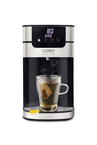 CASO HW 1000 Heißwasserspender – 100°C heißes Wasser innerhalb von Sekunden, 40°C-100°C, perfekt für Tee & Babynahrung, Energiesparender wie Wasserkocher,...