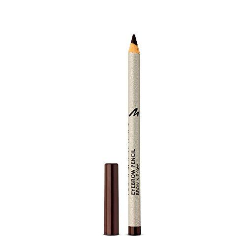Manhattan Eyebrow Pencil – Hellbrauner Augenbrauenstift für betonte und exakt definierte Augenbrauen – Black Brow 99W – 1 x 1,3 g