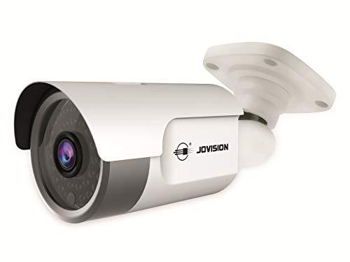 JOVISION JVS-N5FL-DD-PoE / LAN IP-Überwachungskamera In- und Outdoor, Power over Ethernet (PoE), 2 MegaPixel, Full HD, Überwachungskamera, Netzwerkkamera,...