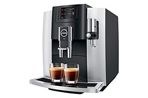 Jura 15247 Kaffee-Vollautomat, 1.9 liters, Silber-Schwarz