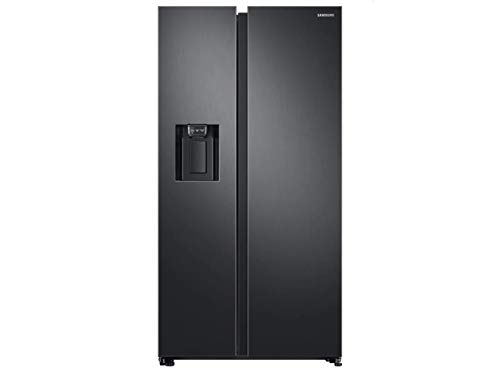 Samsung RS8000 RS6GN8321B1 / EG side-by-side refrigerator / A ++ / 389 kWh / year / 178 cm height / 407 L refrigerator / 210 L freezer / Space Max / Twin Cooling Plus
