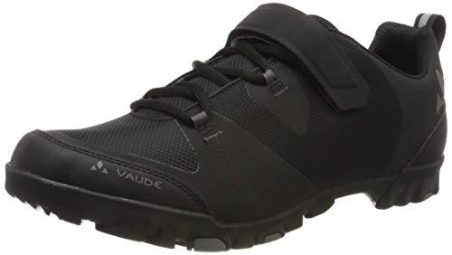 Vaude Men's Men's Tvl Pavei Bike Travel Shoes, Black (Phantom Black 678), 43 EU