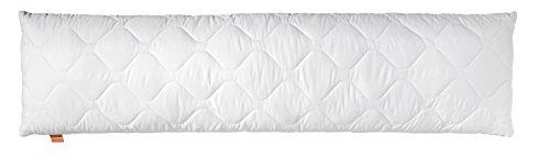nukkuva 190110 Comfort 100 sivutyynyn mikrokuituliina 40 x 145 cm, valkoinen