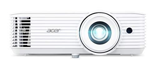 Acer H6541BDi DLP Beamer (1080p Full HD (1.920 x 1.080 Pixel) 4.000 Lumen 10.000:1 Kontrast, 3D, Keystone, 1x 3 Watt Lautsprecher, HDMI (HDCP), Audio Anschluss) Home...