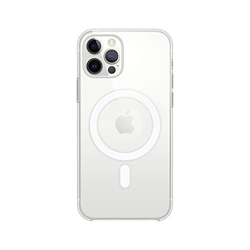 Apple Clear Case (für iPhone 12 | 12 Pro) - 6.1 Zoll