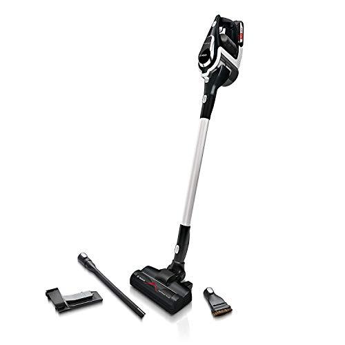 Bosch BBS1114 Unlimited Serie 8 kabelloser Handstaubsauger (18V Mehr-Geräte-Akku, austauschbarer Akku, verlängerbare Laufzeit, Reinigung vom Boden bis zur Decke)...
