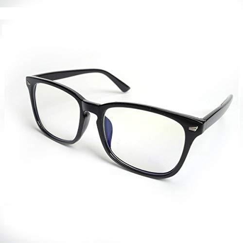 HOUSON Computer Gläser Anti Blaulicht Schutzbrille Gaming Brille Anti-Blendschutz, Anti-Reflektierend, Anti- Ermüdung blockierung uv Brillen kopfschmerzen, Anti...