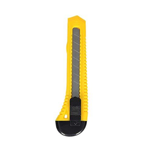 TIPTOP OFFICE Cuttermesser Standard, 18 mm, Gelb