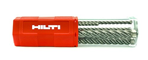 HILTI 7613023579243 Original TE-CX Set (6) M1 Bohrersatz SDS Plus 5-12mm Bohrer für Beton, 6 Stück