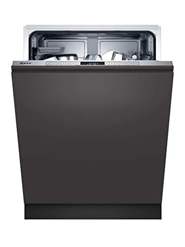 Neff S255HAX29E N 50 XXL-Vollintegrierter Geschirrspüler, 13 Maßgedecke, 60cm