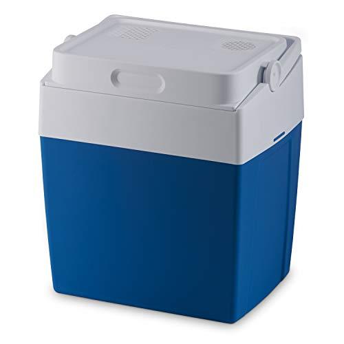 Mobicool MV30, tragbare thermo-elektrische Kühlbox, 29 Liter, 12 V und 230 V für Auto, Lkw, Steckdose