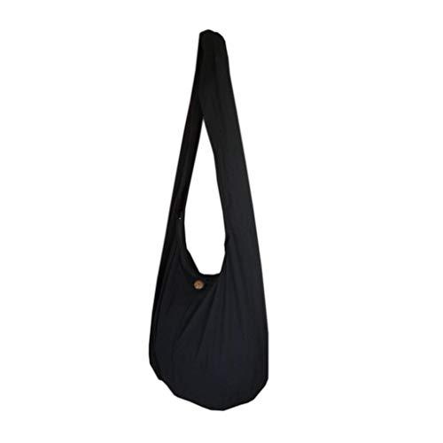 PANASIAM Shoulderbag Uni black L
