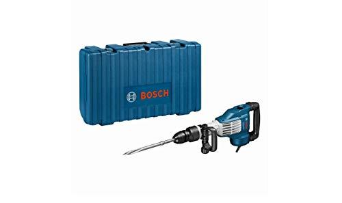 Bosch Professional Schlaghammer GSH 11 VC (1.700 Watt, mit SDS-max, 400 mm Spitzmeißel, im Koffer)