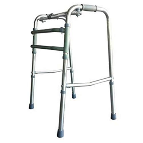 Mobiclinic, Gehhilfe, Mezquita, Europäische Marke, Gehwagen für Senioren und behinderte menschen, Gehhilfeaus Aluminium, Verstellbar, Faltbar, Leichtgewicht,...