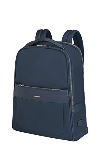 Samsonite Zalia 2.0-14 Zoll Laptoprucksack, 39 cm, 13 L, Blau (Midnight Blue)