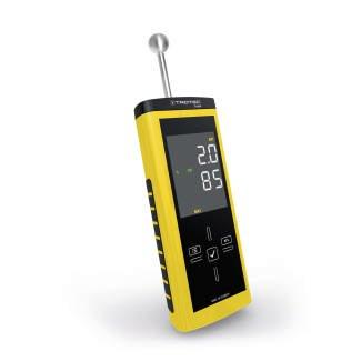 TROTEC T660 Feuchtemessgerät Mikrowelle Feuchtemessung bis zu einer Tiefe von 40mm