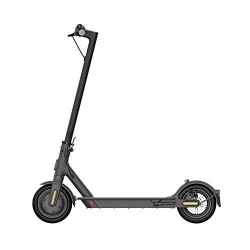 Xiaomi Mi Electric Scooter 1S (DE) Faltbarer E-Scooter mit Straßenzulassung + Appanbindung aus Luftfahrtaluminium (max Geschwindigkeit 20km/h, bis zu 30km...