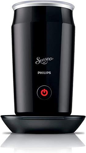 Philips CA6500/60 Senseo Milk Twister Milchaufschäumer (Antihaftbeschichtung, Bedienung auf Tastendruck) schwarz