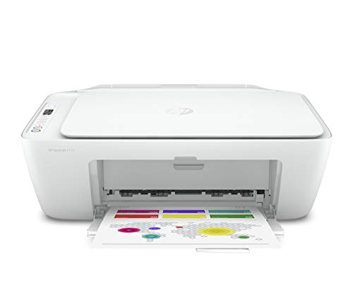 HP DeskJet 2720 Multifunktionsdrucker (Instant Ink, Drucker, Scanner, Kopierer, WLAN, Airprint) mit 6 Probemonaten Instant Ink inklusive, grau, 7,5S./Min