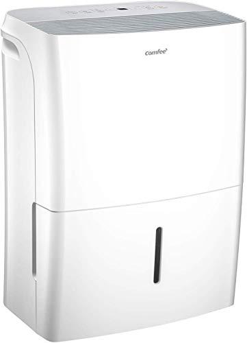 Comfee MDDF-20DEN7-WF dehumidifier, 360 W, 230 V, white, 20L-40m²-DEN7