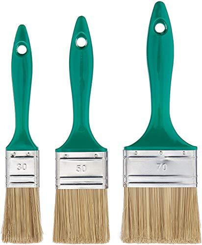Color Expert 82650315, Lasurpinselset 30/50/70 Mm