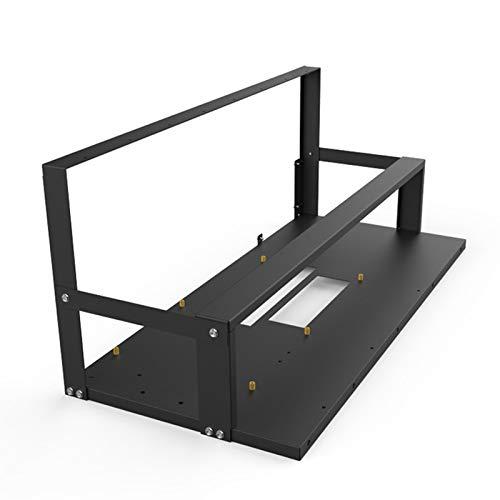 Lood Mining Board Rack Motherboard Halterung Open Mining Rig Frame ETH/ETC/ZEC Ether Zubehör Werkzeuge Nur für 8 GPU Rack