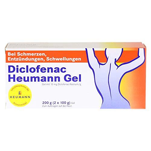 DICLOFENAC Heumann -geeli 200 g